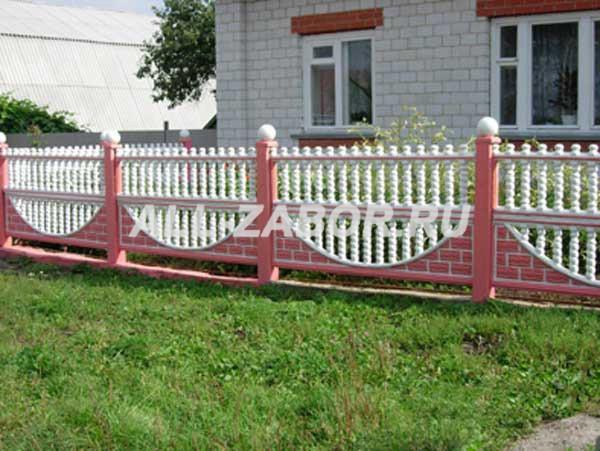 Декоративный забор из бетона купить в липецке линейный бетон